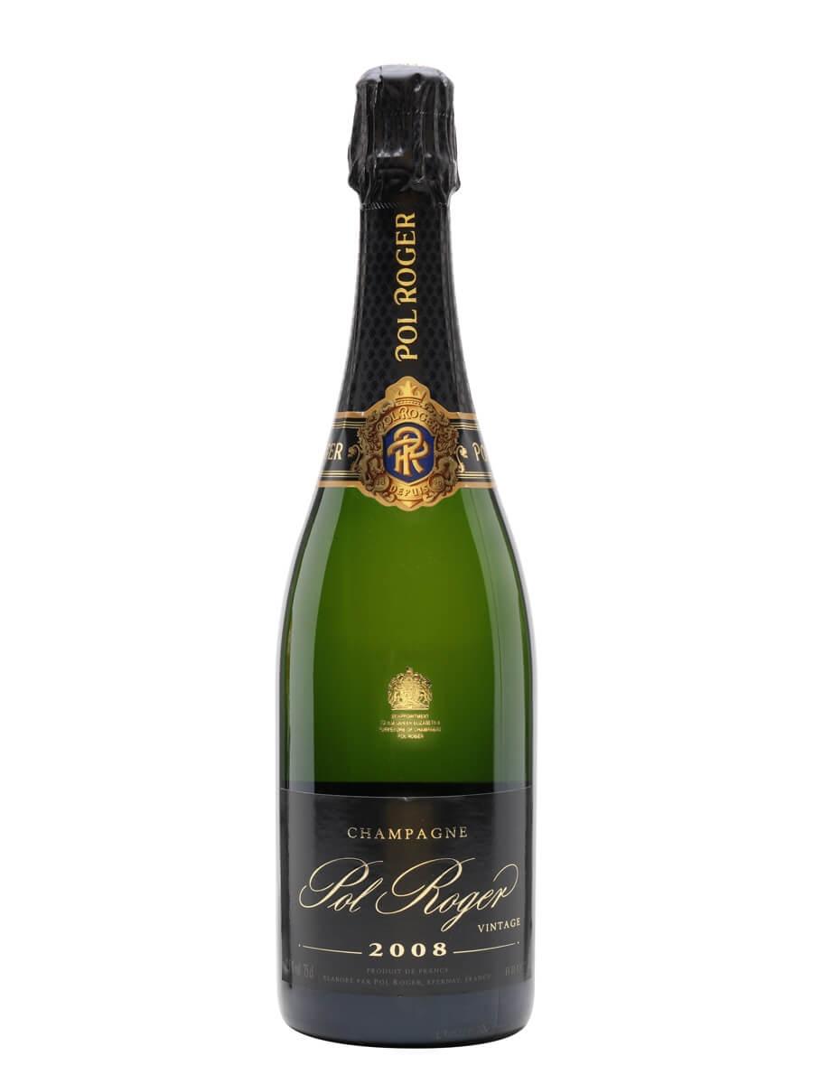 Pol Roger Brut Vintage 2008 Champagne