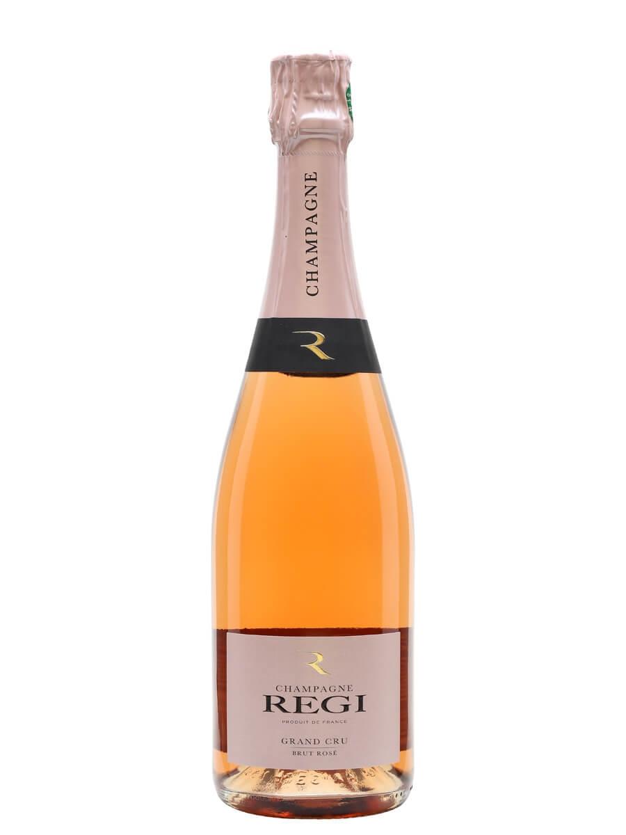 Regi Brut Rose Grand Cru NV Champagne