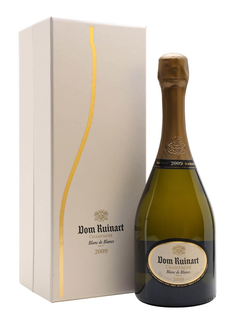 Dom Ruinart 2009 Champagne /  Blanc de Blancs