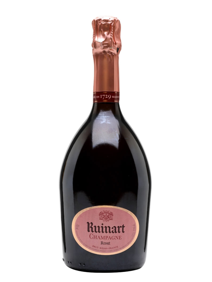 Ruinart Rose Nv Champagne The Whisky Exchange