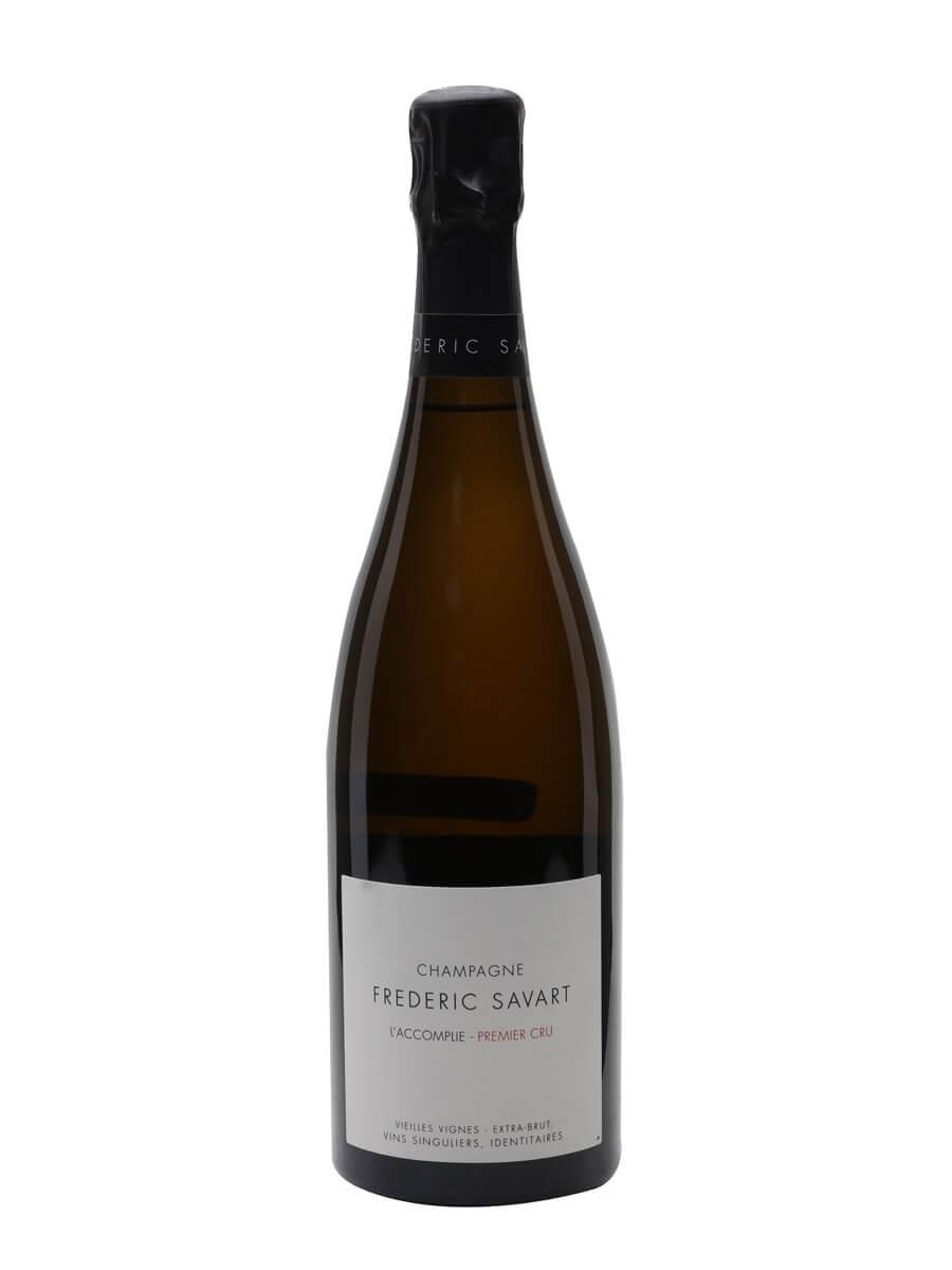 Frederic Savart L'Accomplie 1er Cru VV Extra Brut Champagne