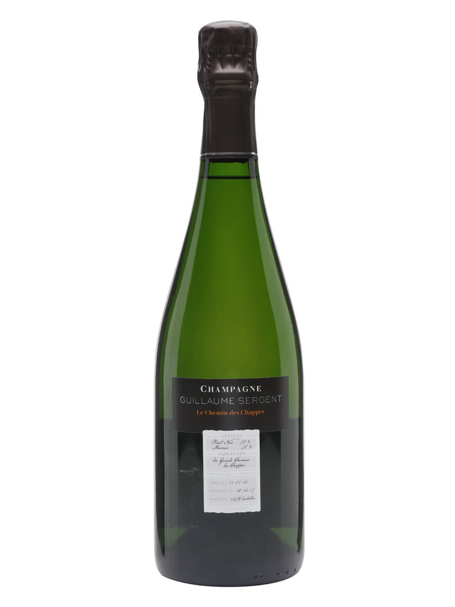 Guillaume Sergent Chemin des Chappes 1er Cru Champagne