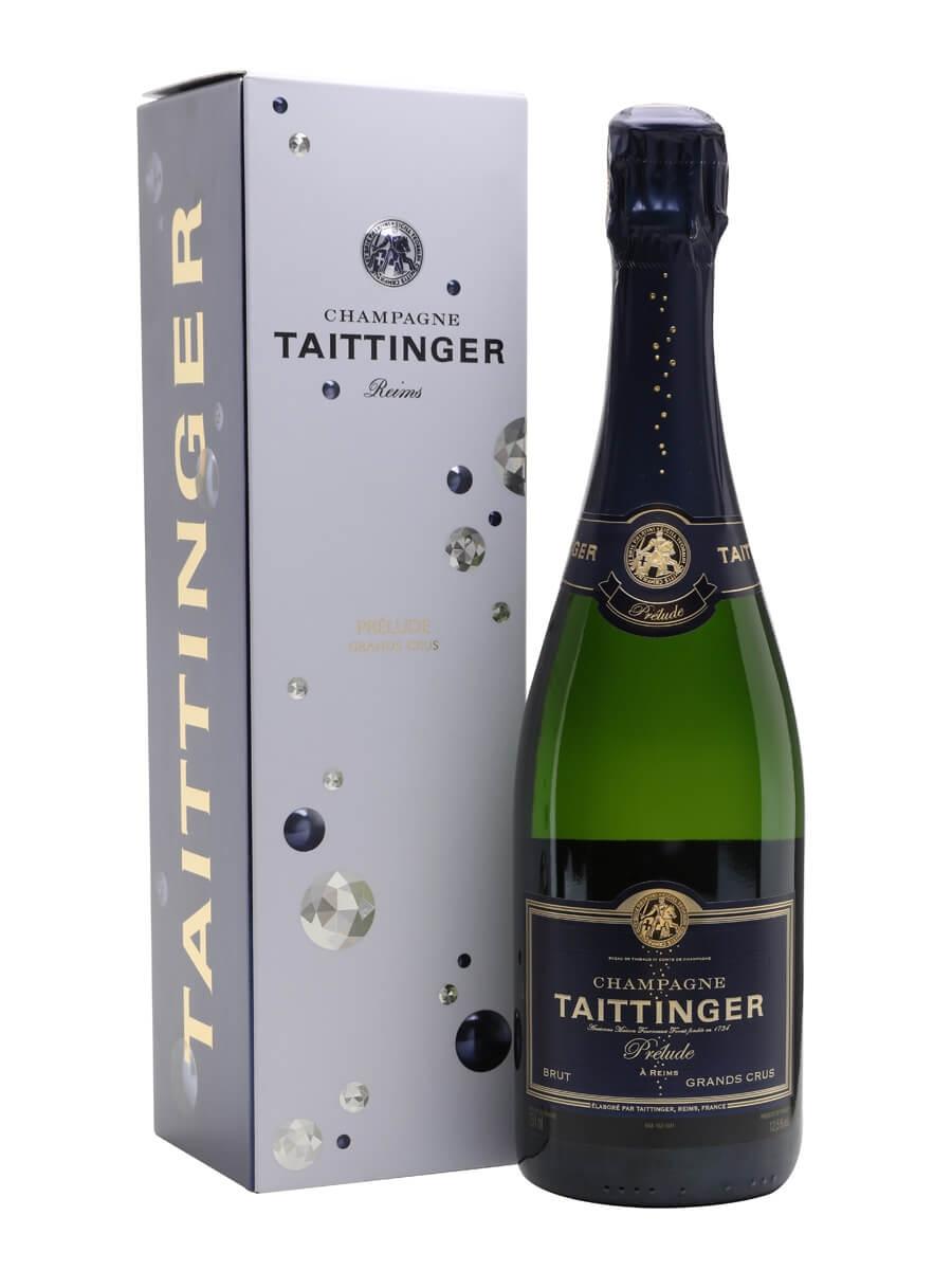 Taittinger Prelude Grand Crus Champagne