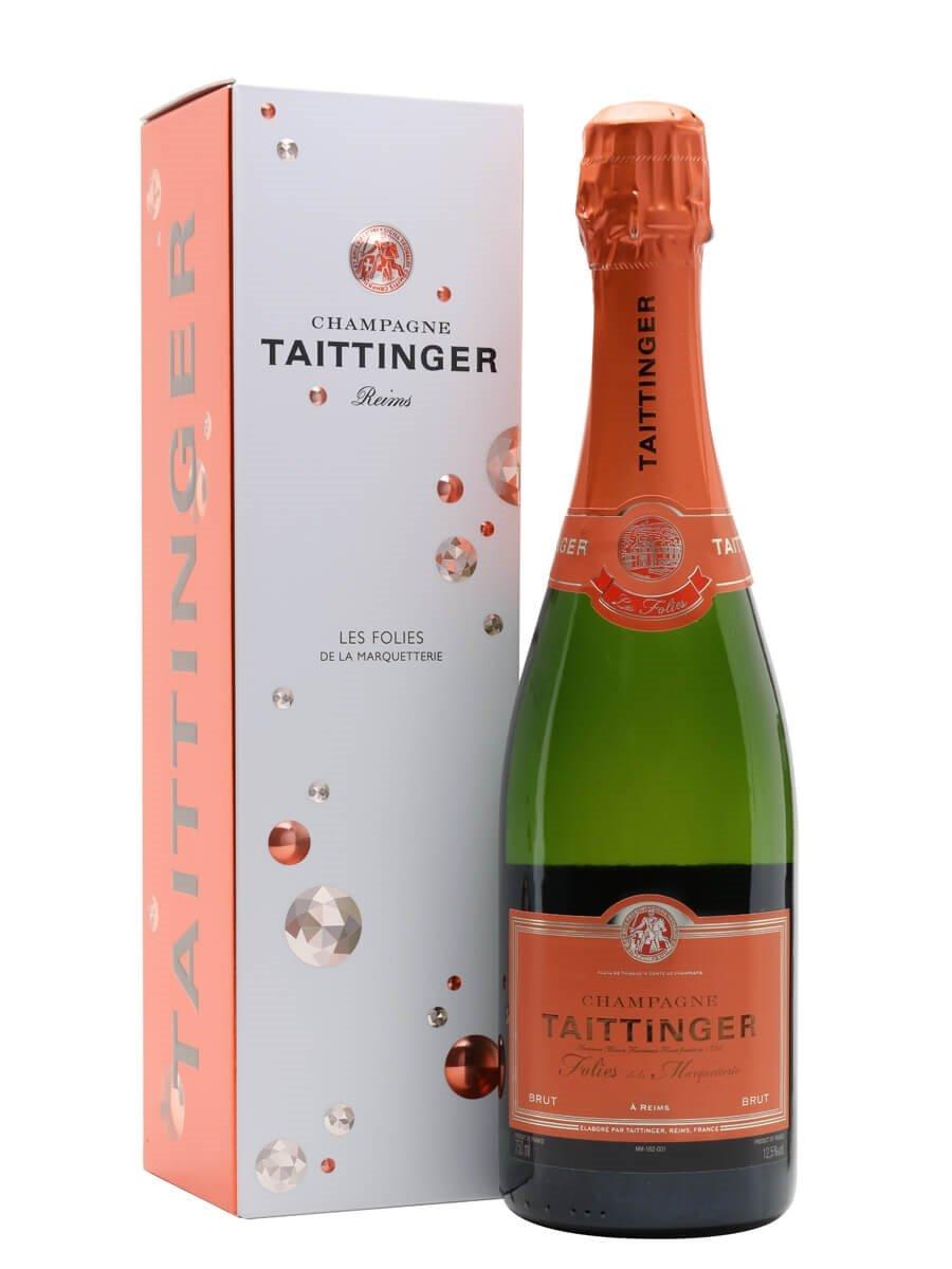 Taittinger Folies de la Marquetterie Champagne