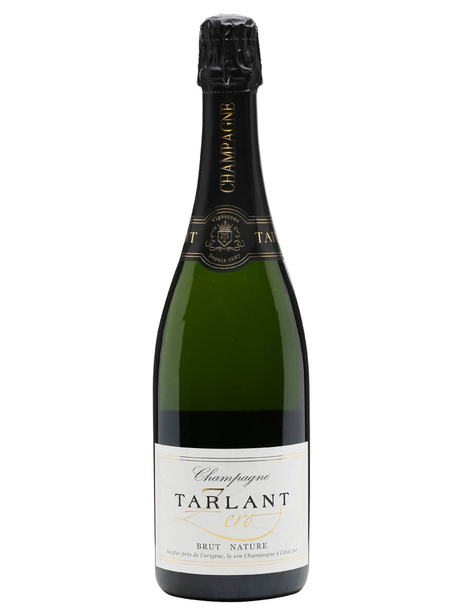 Tarlant Zero Champagne / Brut Nature