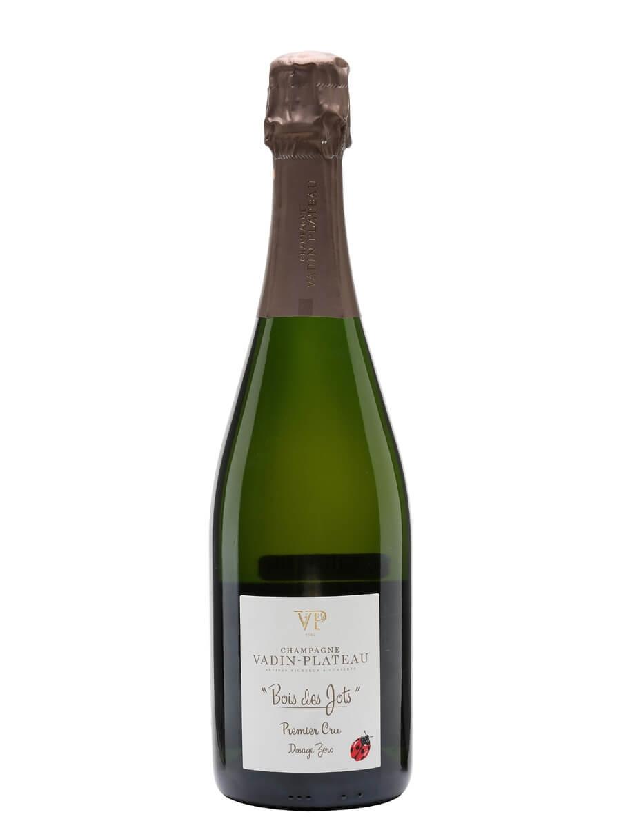 Champagne Vadin-Plateau Bois des Jots 2014