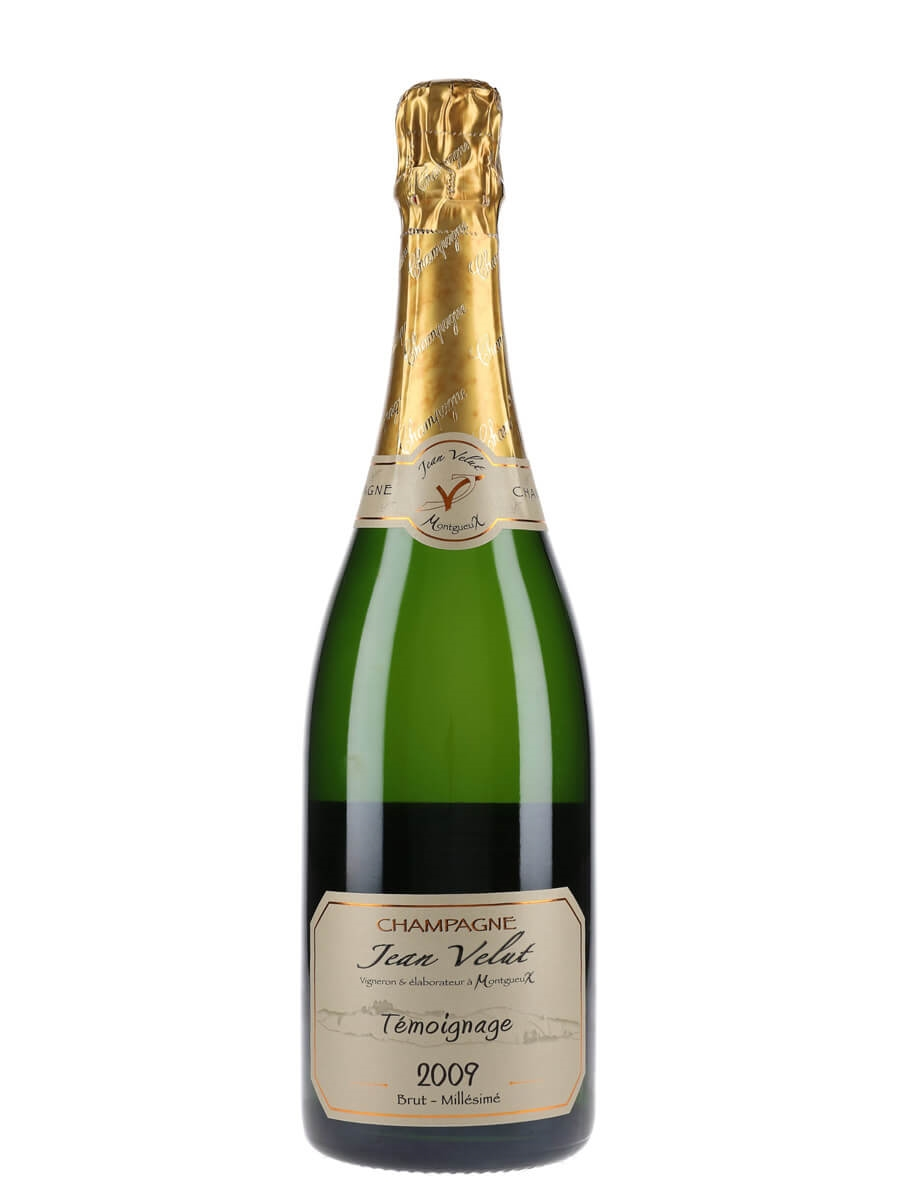 Jean Velut Temoignage 2009 Brut Champagne