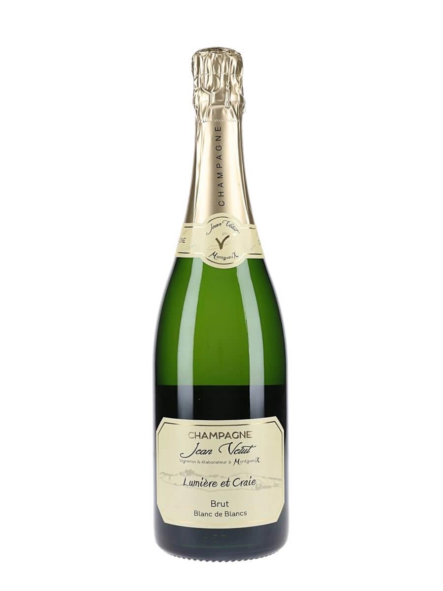 Jean Velut Lumiere et Craie BdB Brut Champagne