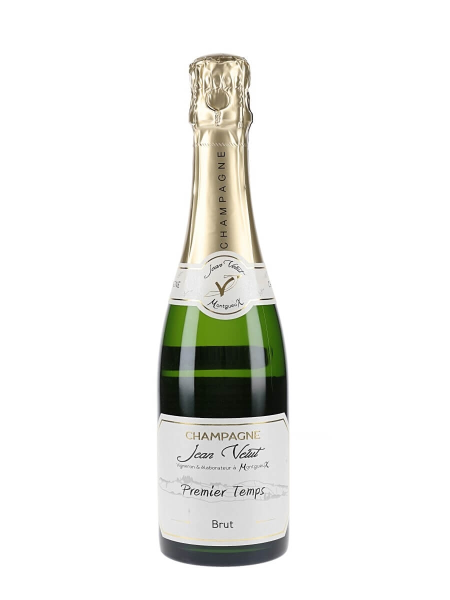 Jean Velut Premier Temps Brut NV Champagne / Half Bottle