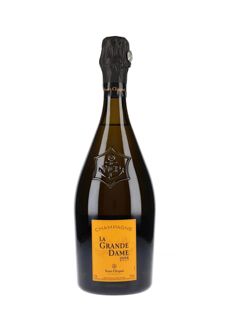 Veuve Clicquot La Grande Dame 2008 Champagne