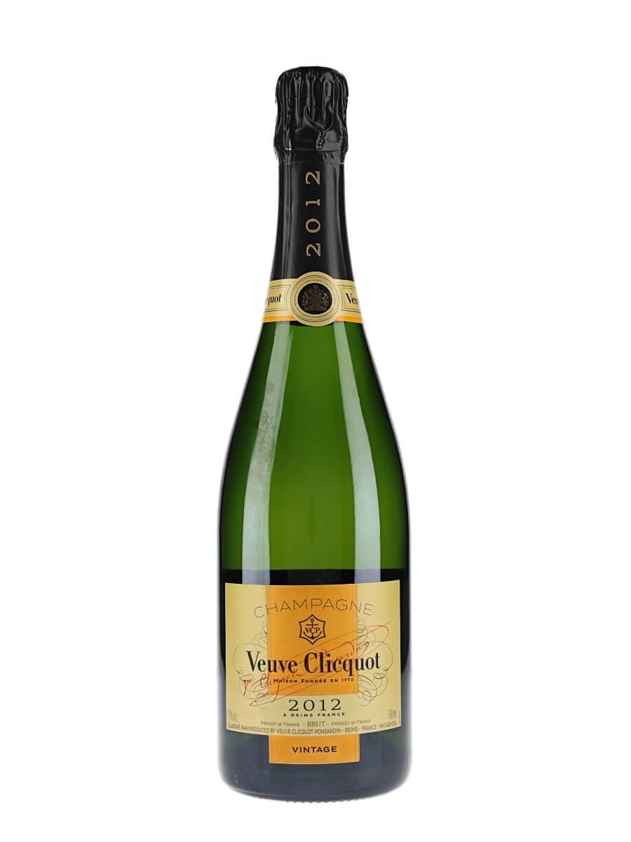 Veuve Clicquot 2012 Vintage / Brut