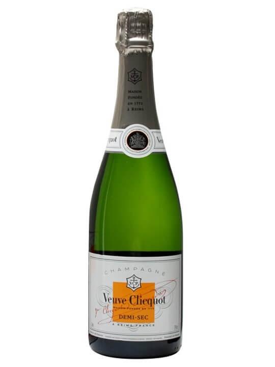 Veuve Clicquot Demi-Sec NV Champagne