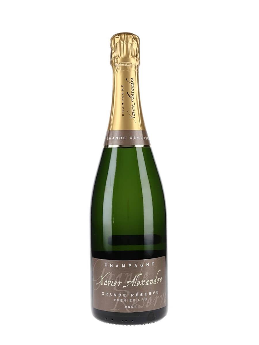 Xavier Alexandre Grande Reserve Brut NV Champagne