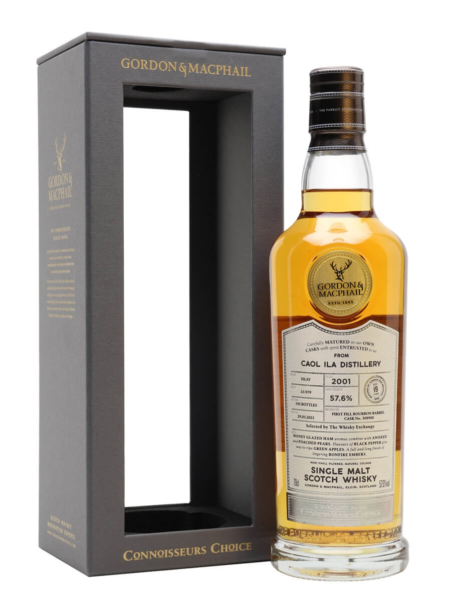 Caol Ila 2001 / 19 Year Old / Exclusive to The Whisky Exchange