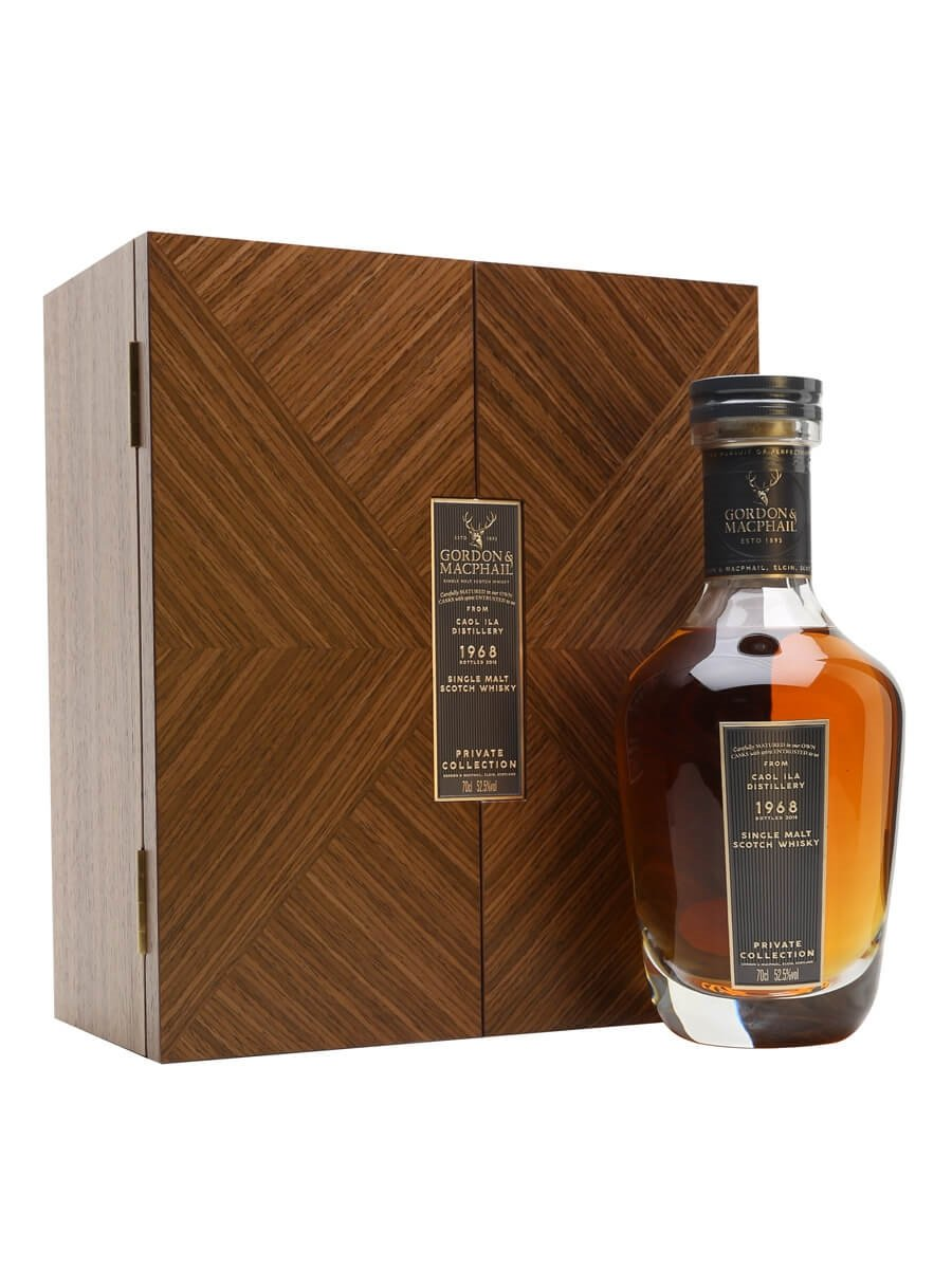 Caol Ila 1968 / 50 Year Old / Private Collection No.2 / Gordon & MacPhail
