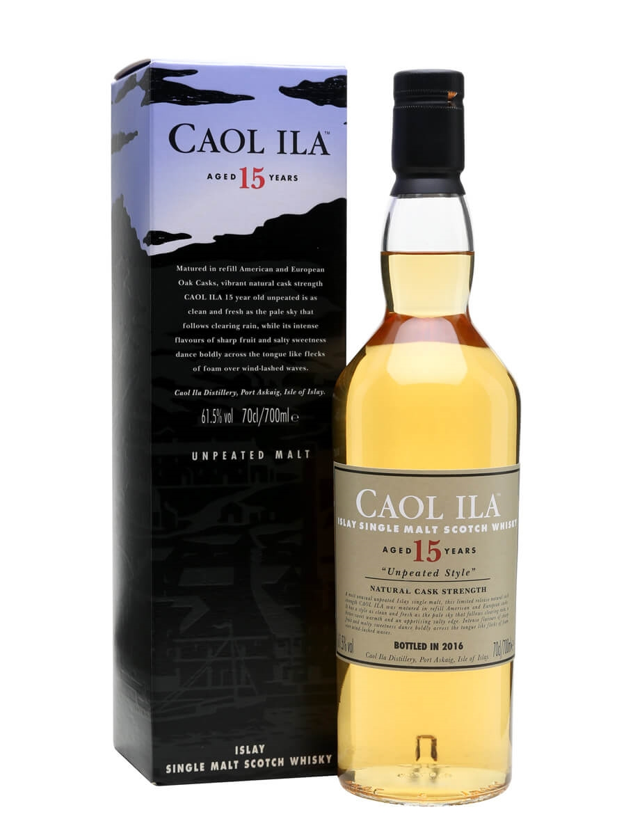 Caol Ila 2000 / 15 Year Old Unpeated / Special Releases 2016