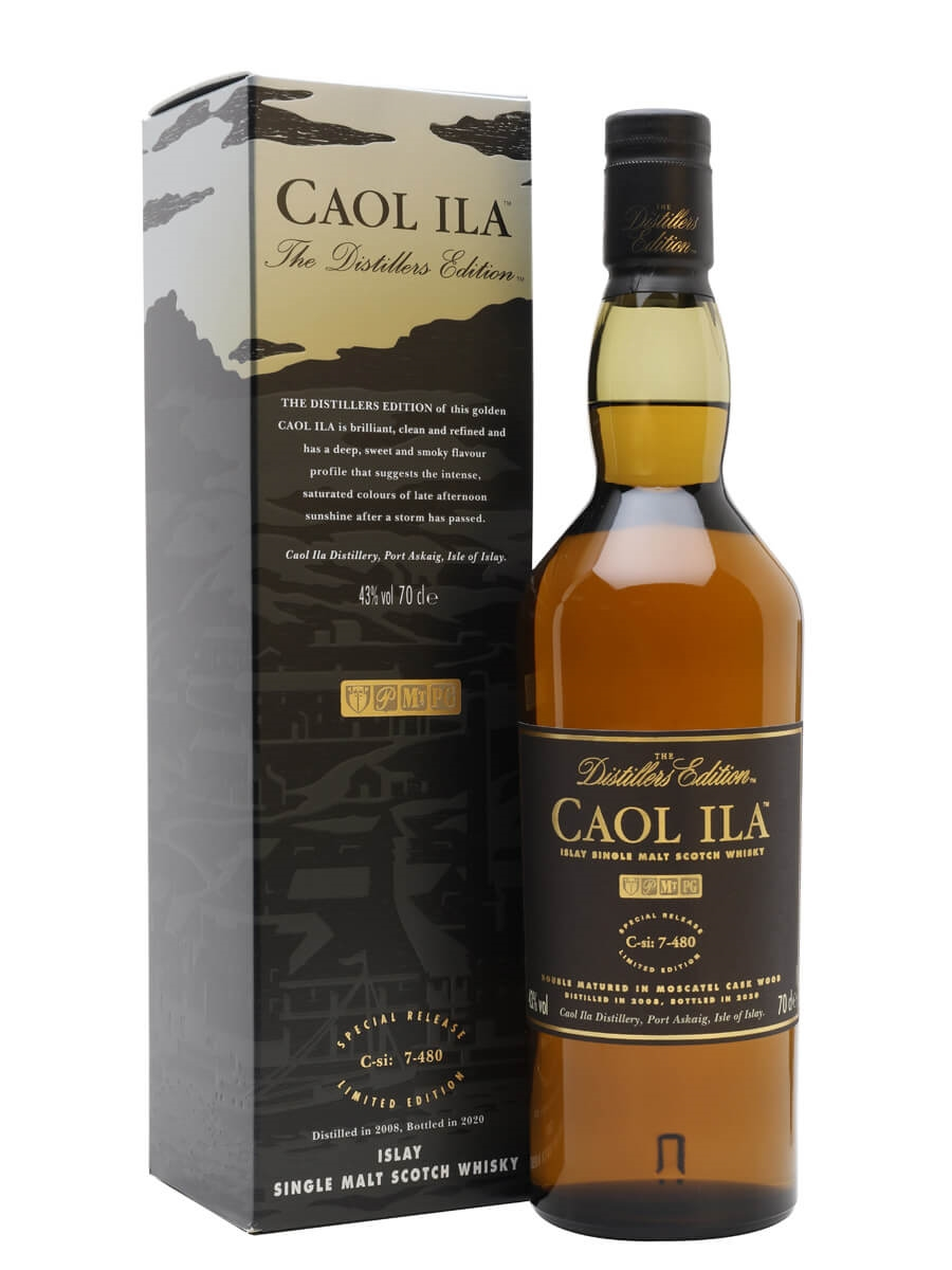 Caol Ila 2008 Distillers Edition / Bot.2020