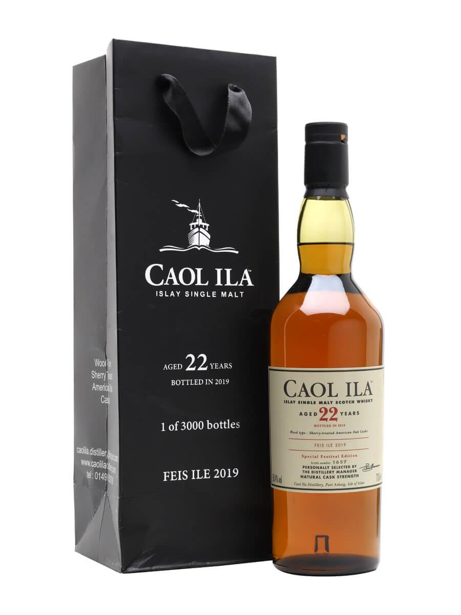 Caol Ila 22 Year Old / Feis IIe 2019 / Sherry Cask