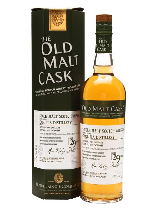 Caol Ila 1984 / 29 Year Old / Old Malt Cask