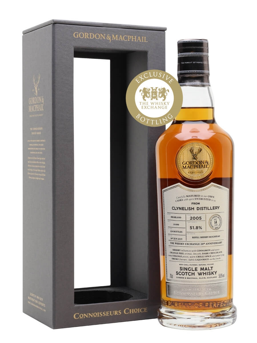 Clynelish 2005 / 14 Year Old / Connoisseurs Choice for TWE