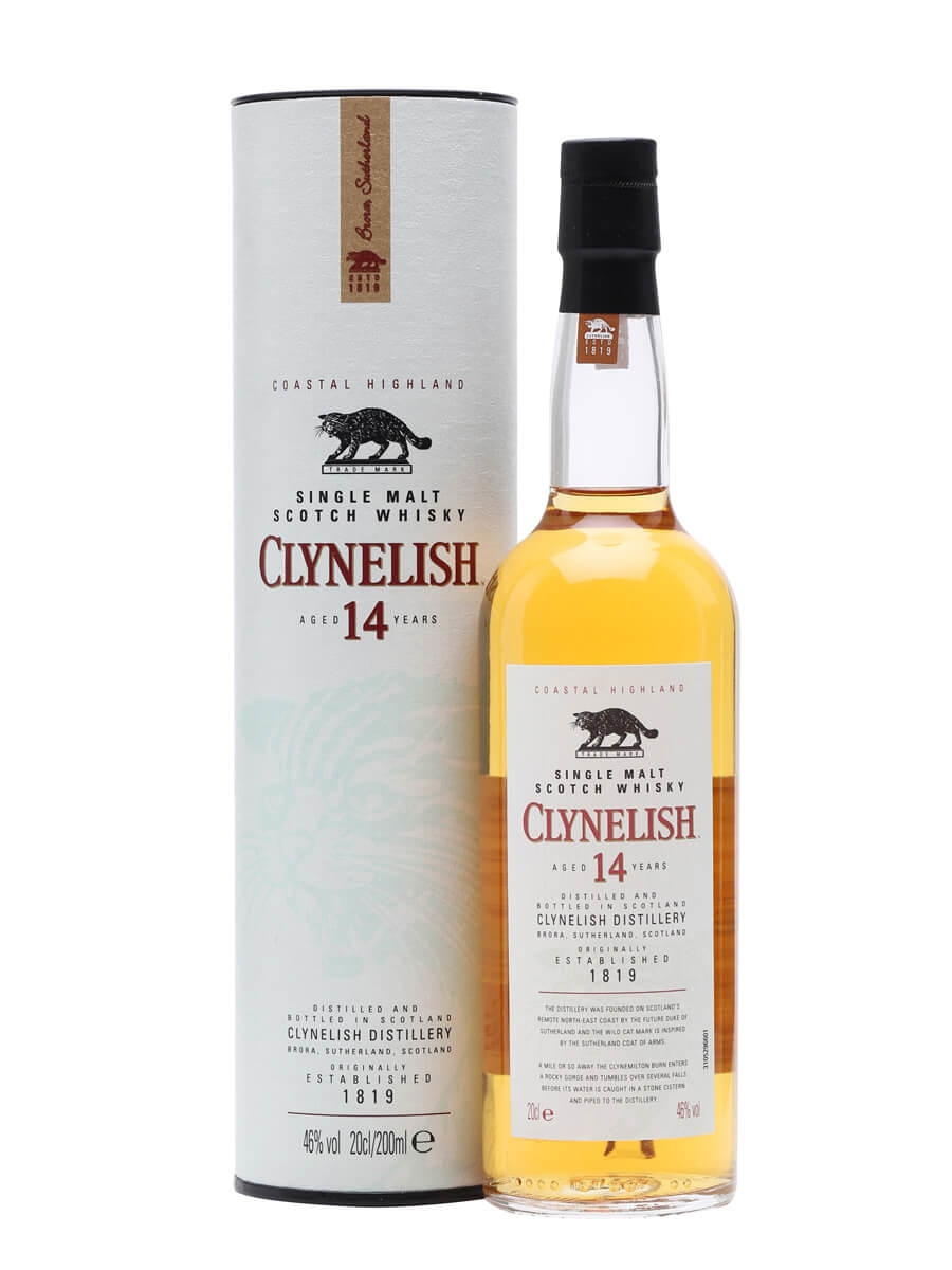 Clynelish 14 Year Old / Small Bottle
