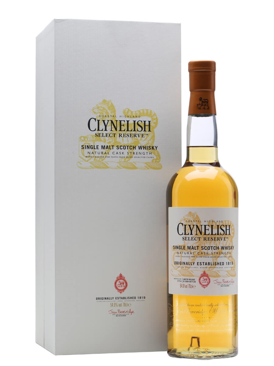 Clynelish Select Reserve / Special Releases 2014