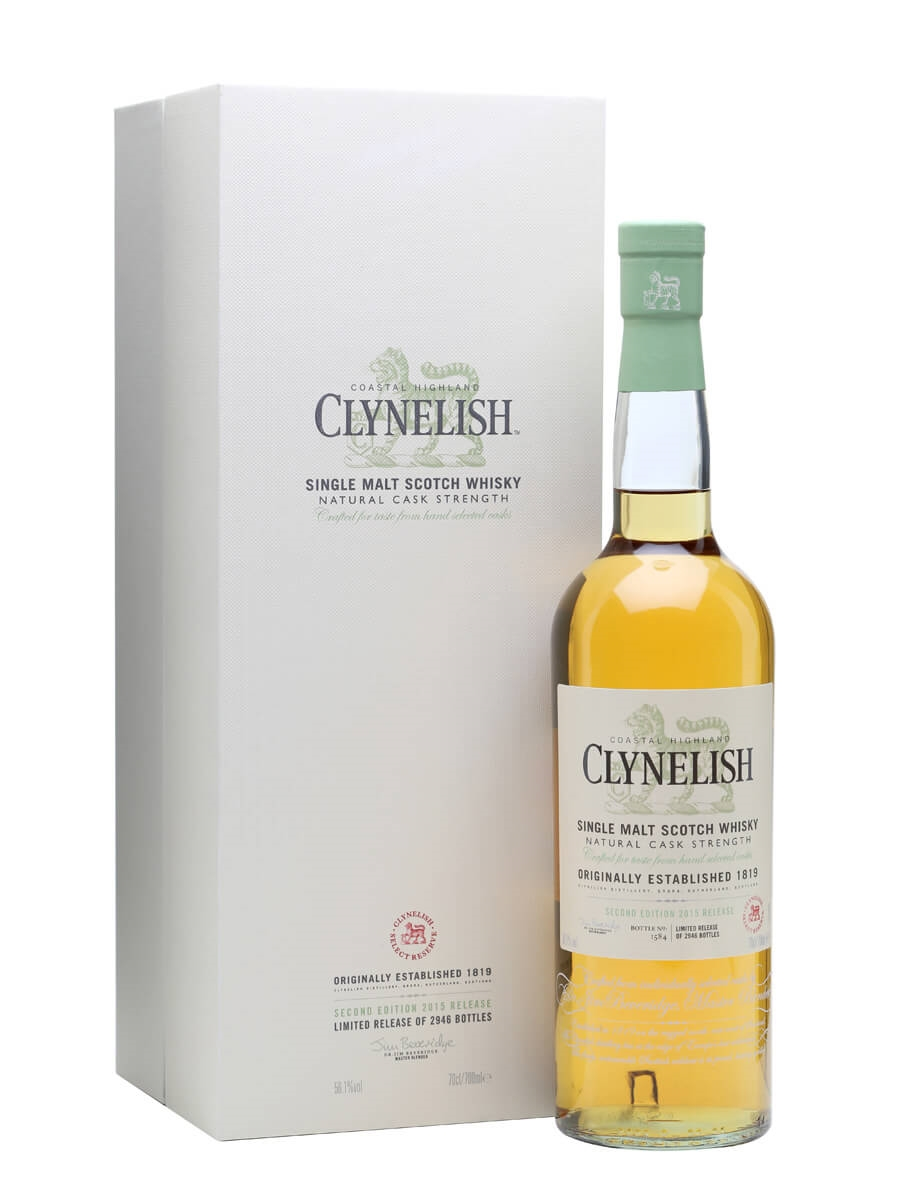 Clynelish Select Reserve 2nd Edition / Special Releases 2015
