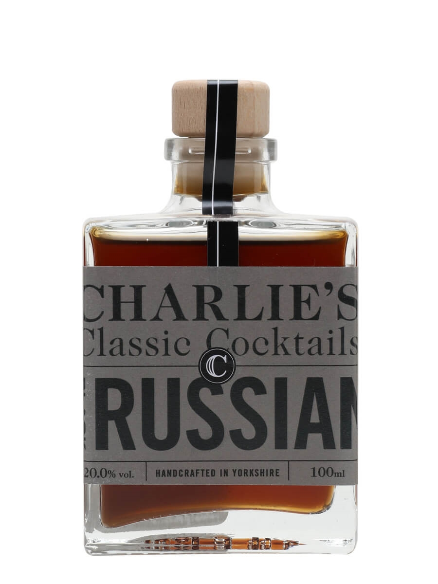 Charlie's Classic Cocktails Black Russian