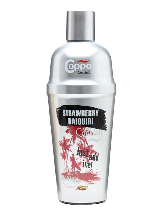 Coppa Strawberry Daiquiri Cocktail