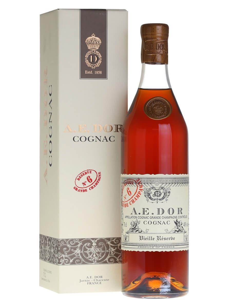 AE Dor No.6 Cognac