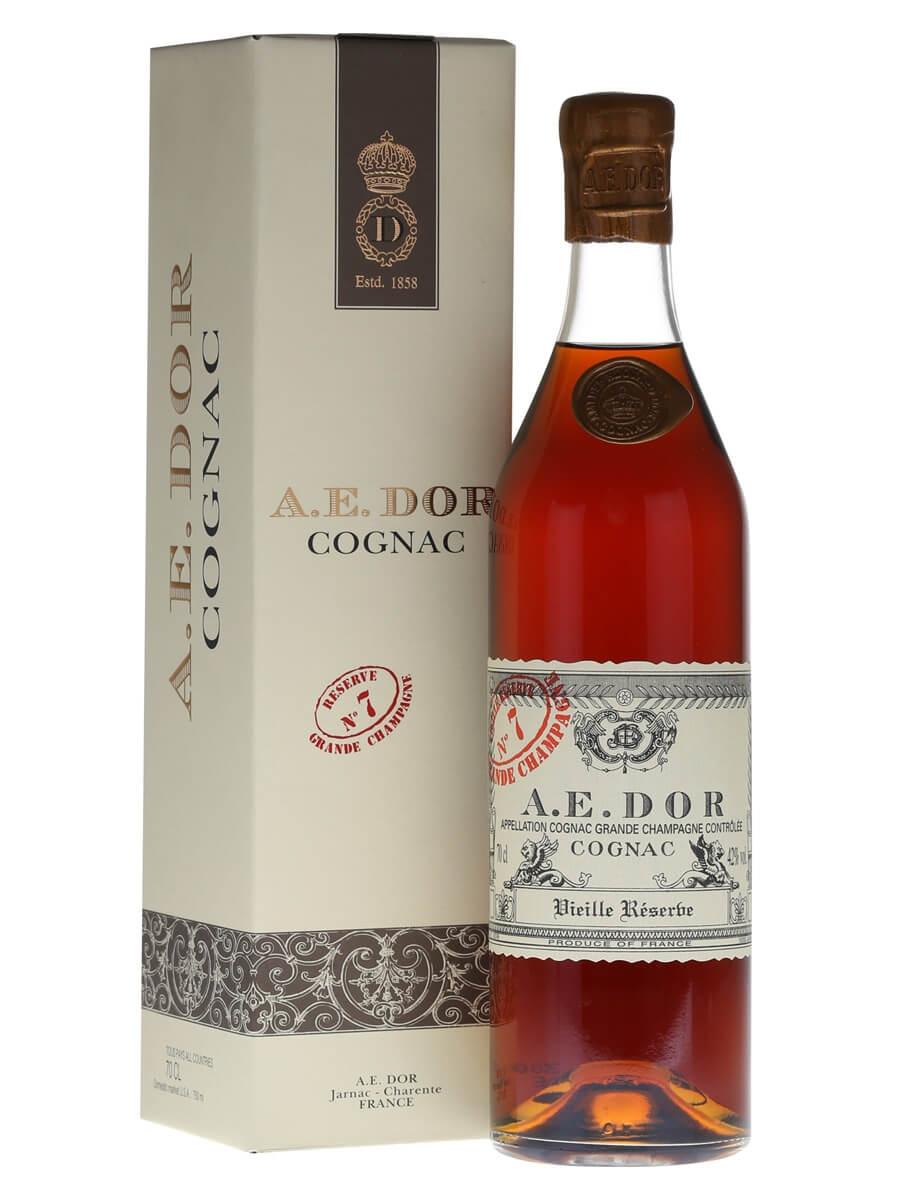 AE Dor No.7 Cognac