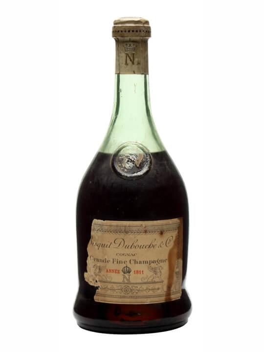 Bisquit Dubouche 1811 Cognac / Grande Champagne / Bot.1930s