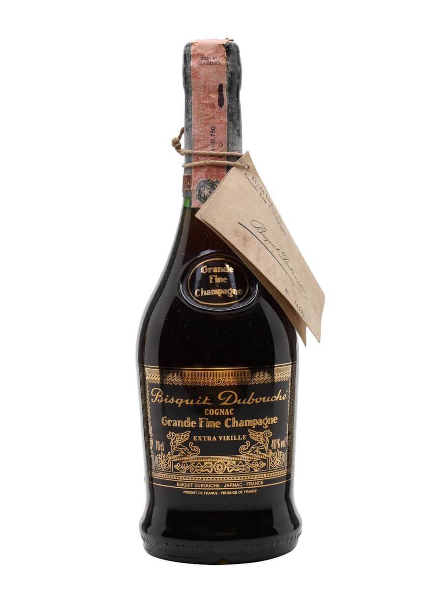 Bisquit Dubouche Extra Vieille / Grande Champagne / Bot.1980s