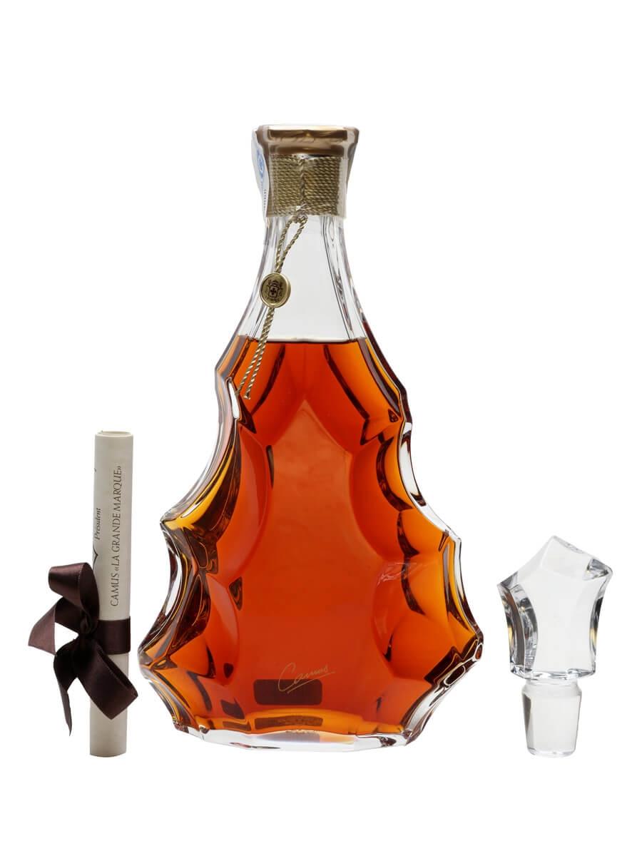 Camus Jubilee Baccarat Crystal Cognac
