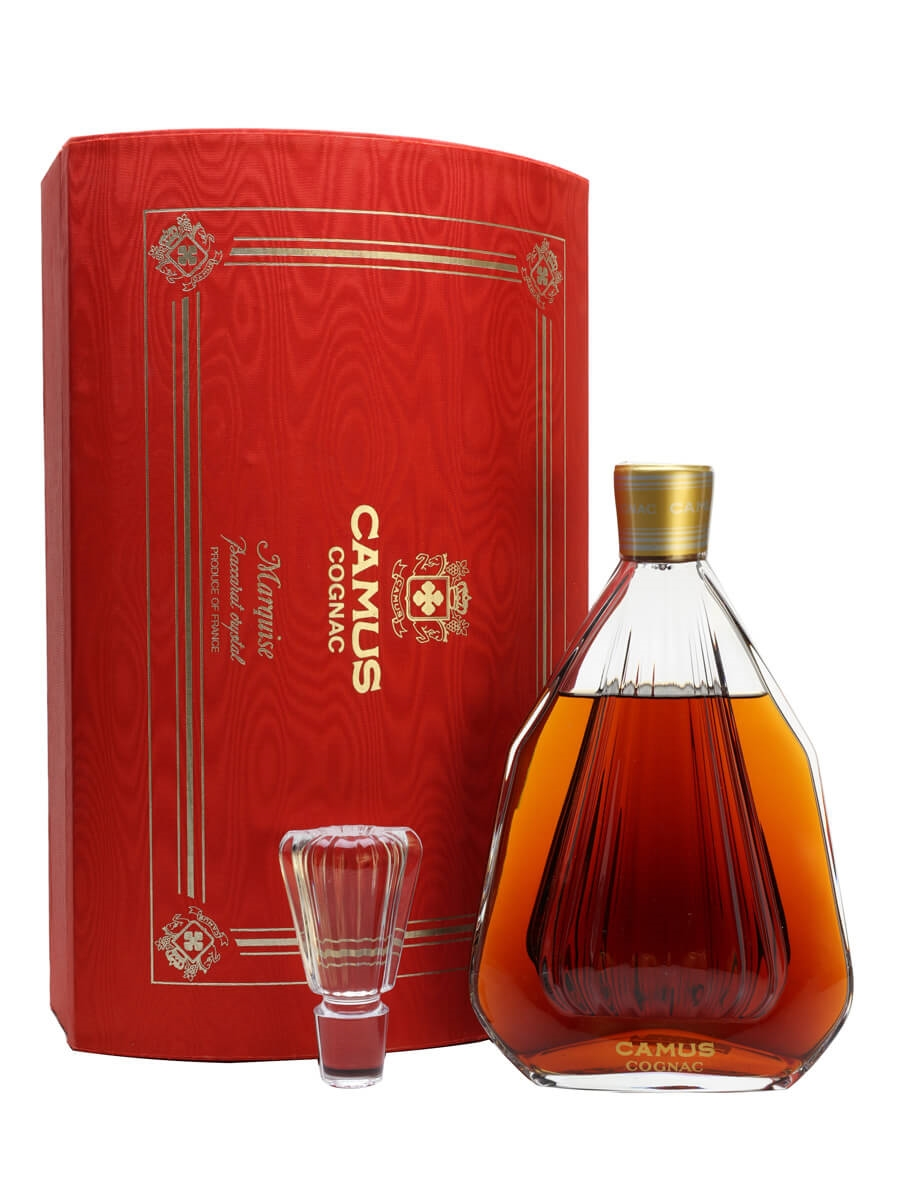 Camus Marquise Cognac / Baccarat Crystal