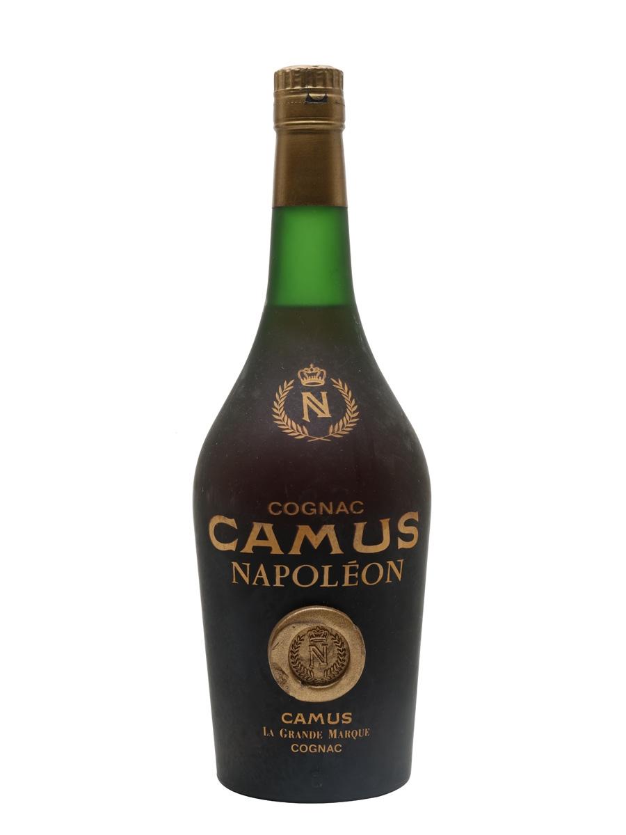 Camus Napoléon Cognac / Bot.1970s