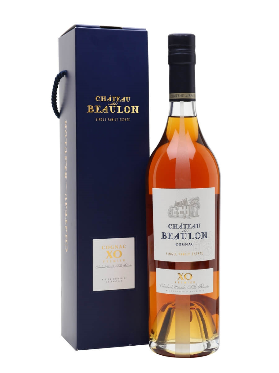 Chateau De Beaulon 12 Year Old Xo Cognac The Whisky Exchange