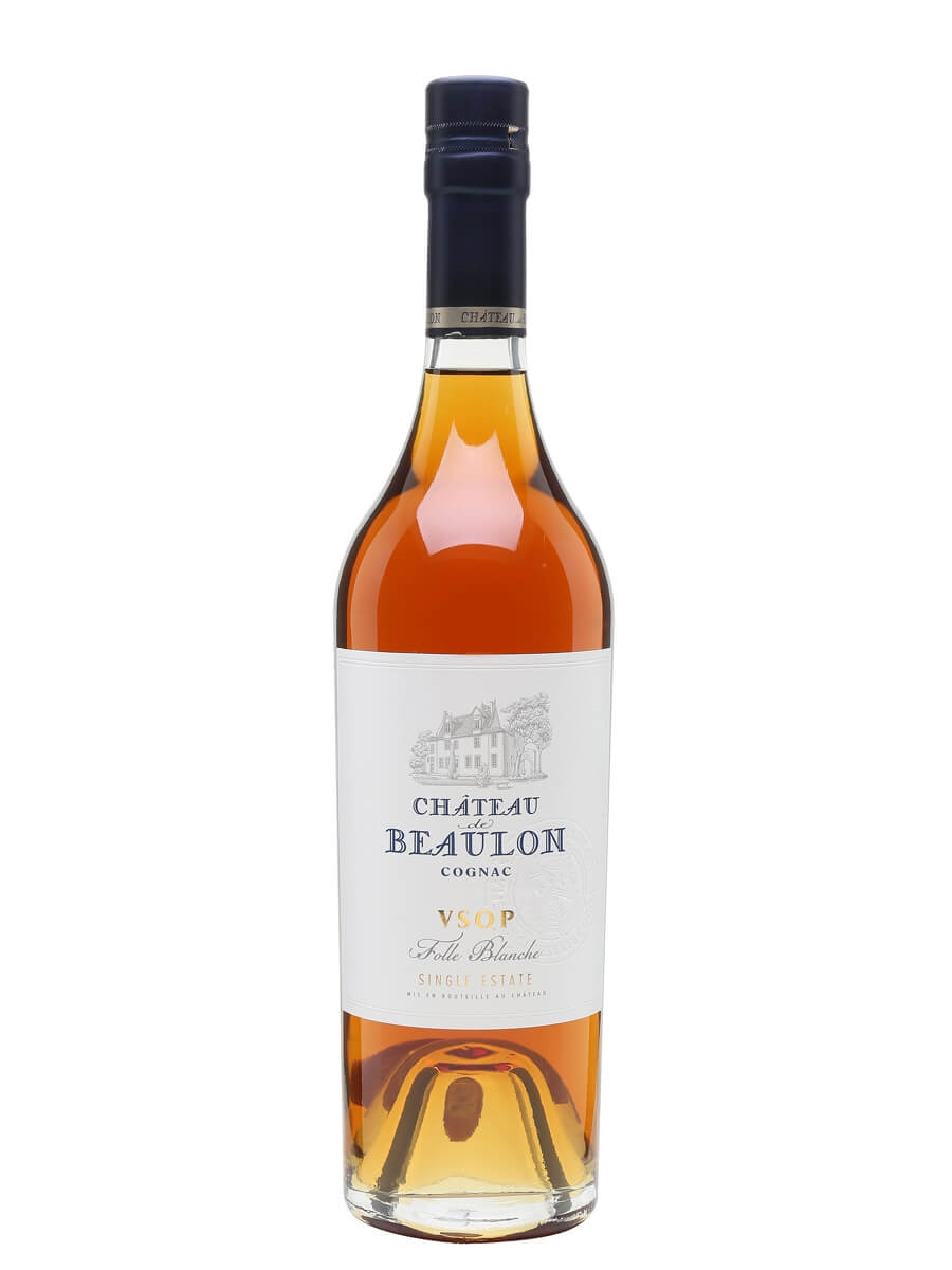 Chateau De Beaulon 7 Year Old Cognac The Whisky Exchange