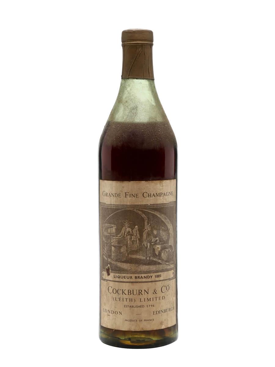 Cockburn 1885 Cognac / Grande Champagne / Bot.1930s
