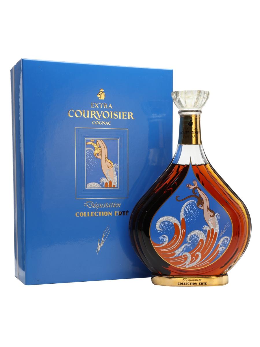 Courvoisier Erte No.5 / Degustation