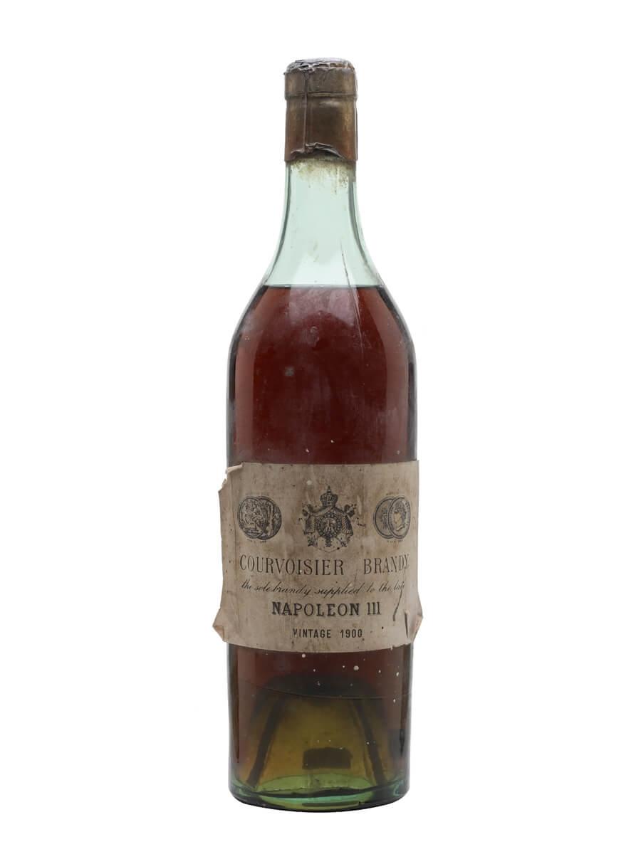 Courvoisier 1900 Cognac / Bot.1930s