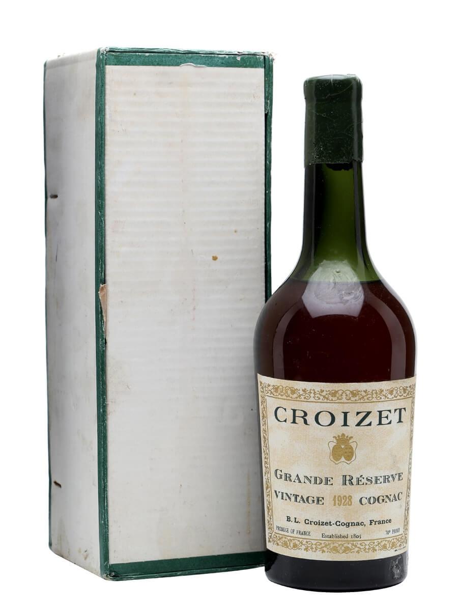Croizet 1928 Cognac