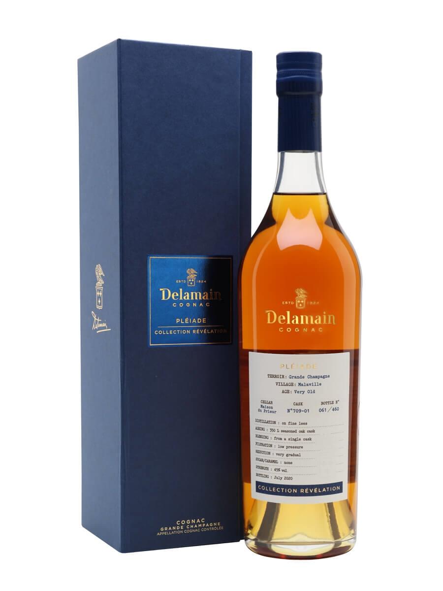 Delamain Collection Revelation Malaville Very Old Cognac / Pleiade