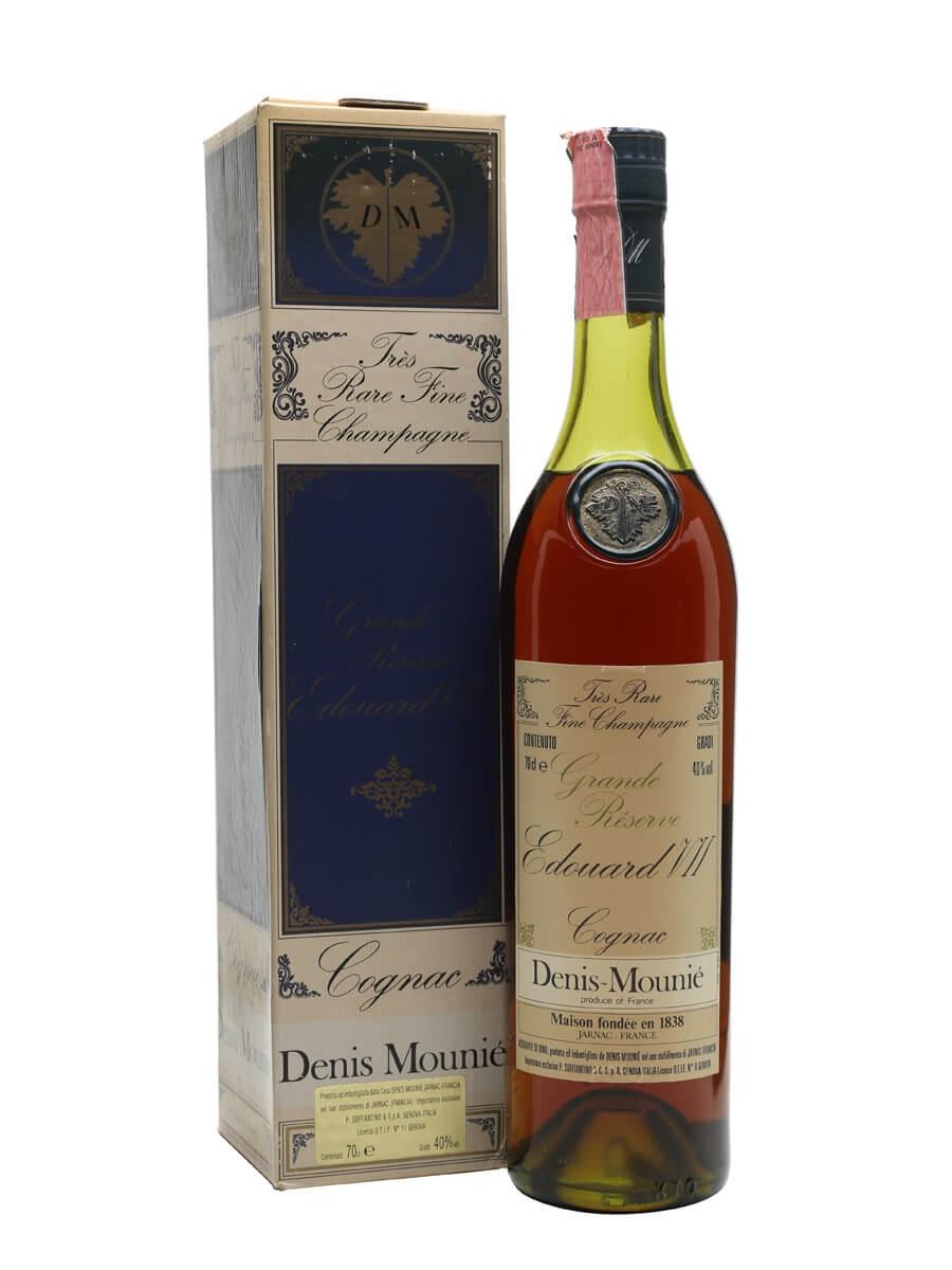 Denis-Mounie Edouard VII Cognac / Grande Reserve