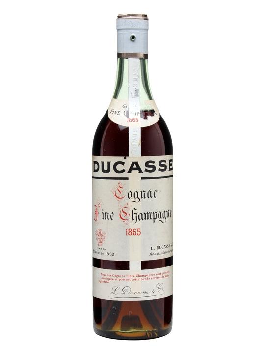 Ducasse 1865 Fine Champagne Cognac