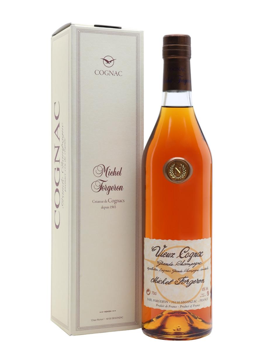 Michel Forgeron Napoléon Grande Champagne Single Estate Cognac
