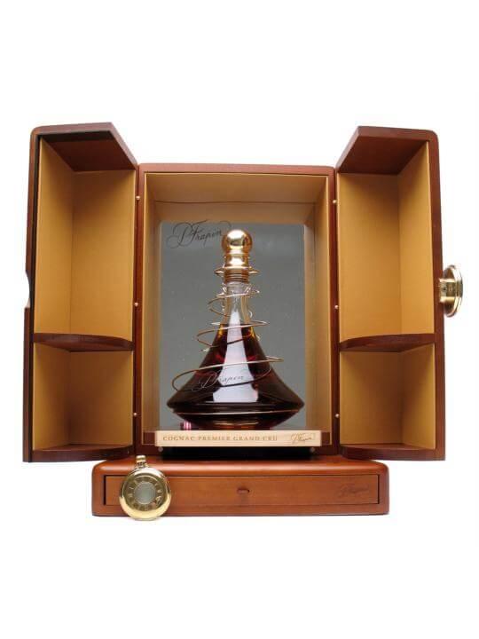 Frapin Cuvee 1888 Cognac / Crystal Decanter