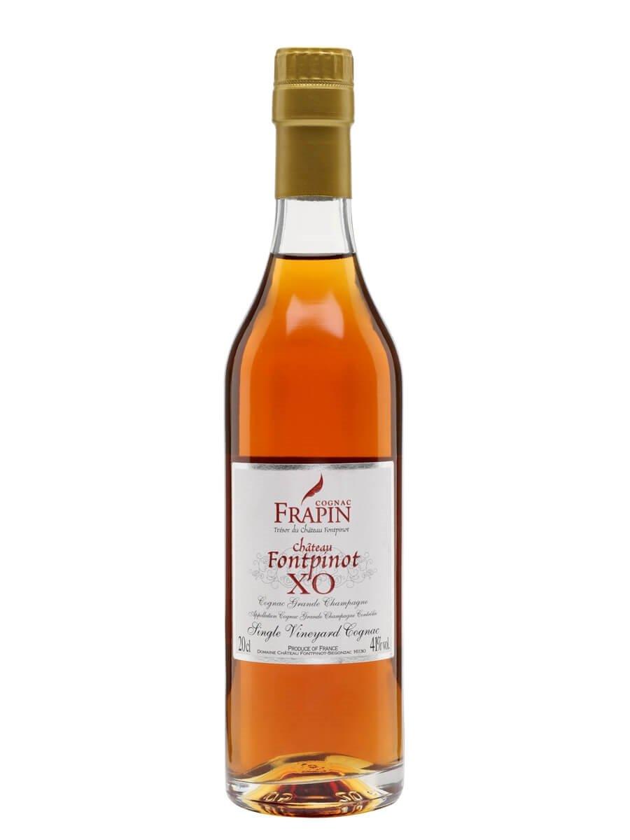 Frapin Fontpinot XO / Small Bottle