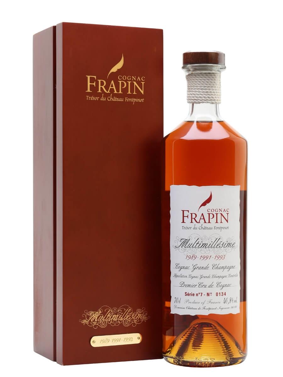 Frapin Multimillesime No.7 / 1989-91-93