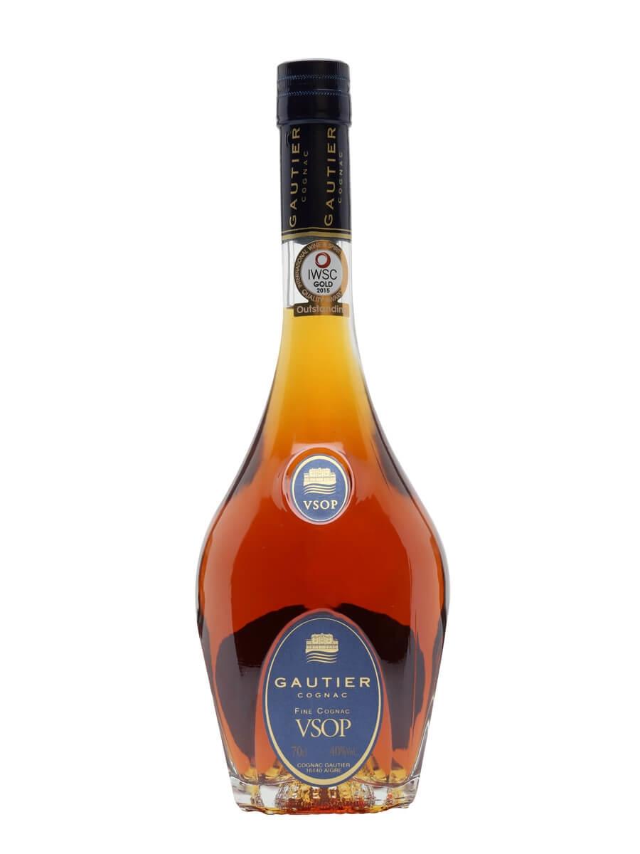 Gautier VSOP Cognac / Gift Box